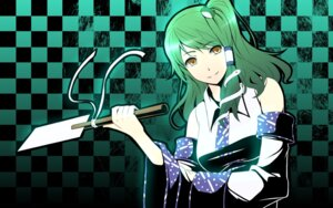 Rating: Safe Score: 7 Tags: gayprince kochiya_sanae miko touhou User: 23yAyuMe