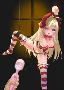 Rating: Explicit Score: 81 Tags: bondage breasts chocolat_(noukome) garter nipples ore_no_nounai_sentakushi_ga_gakuen_love-comedy_wo_zenryoku_de_jama_shiteru pantsu pussy_juice rancy string_panties thighhighs User: dyj