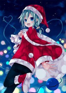 Rating: Safe Score: 16 Tags: christmas komeiji_koishi mizumidori pantyhose touhou User: 椎名深夏