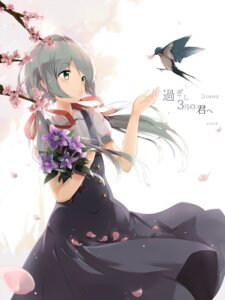 Rating: Safe Score: 64 Tags: dress hatsune_miku kuroi_asahi vocaloid User: Mr_GT