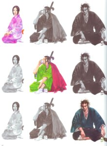 Rating: Safe Score: 3 Tags: inoue_takehiko sword vagabond User: Umbigo