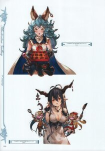 Rating: Questionable Score: 6 Tags: animal_ears cleavage dress granblue_fantasy horns minaba_hideo pointy_ears valentine User: Radioactive