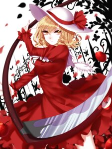 Rating: Safe Score: 18 Tags: dress elly sheya touhou weapon User: charunetra