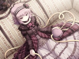 Rating: Safe Score: 45 Tags: akashio dress komeiji_satori lolita_fashion touhou User: Nekotsúh