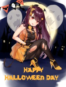 Rating: Safe Score: 20 Tags: girls_frontline halloween heels kian pantyhose torn_clothes wa2000_(girls_frontline) wings User: Mr_GT