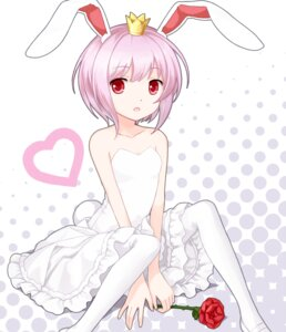 Rating: Safe Score: 45 Tags: ac_japan animal_ears arigato_usagi bunny_ears dress pantyhose tail tucana User: Chris086