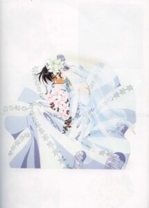 Rating: Safe Score: 5 Tags: binding_discoloration doukyuusei_2 dress narusawa_yui rin_sin wedding_dress User: Blindseer