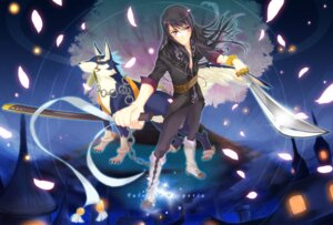 Rating: Safe Score: 5 Tags: male repede shikago tales_of tales_of_vesperia yuri_lowell User: charunetra