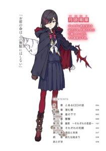 Rating: Safe Score: 6 Tags: haimura_kiyotaka index_page last_round_arthurs pantyhose seifuku tagme weapon User: kiyoe