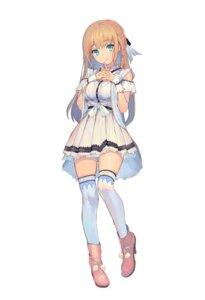 Rating: Safe Score: 51 Tags: dress heels peroshi thighhighs toys_drive User: nphuongsun93