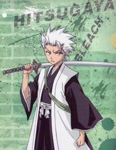 Rating: Safe Score: 3 Tags: bleach hitsugaya_toushirou japanese_clothes male sword User: jusuchin85