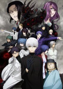 Rating: Questionable Score: 9 Tags: armor megane tagme tokyo_ghoul User: Quiple
