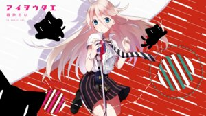 Rating: Safe Score: 19 Tags: ia_(vocaloid) koyubi neko uniform vocaloid wallpaper User: WhiteExecutor
