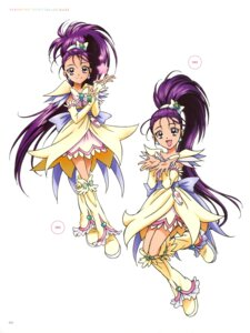 Rating: Questionable Score: 3 Tags: futari_wa_pretty_cure_splash_star kawamura_toshie mishou_mai pretty_cure User: drop