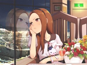 Rating: Safe Score: 30 Tags: hitoto minase_iori the_idolm@ster User: blooregardo