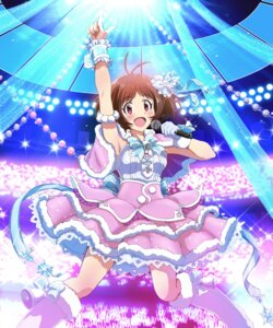 Rating: Safe Score: 17 Tags: araburu-hinadori hidaka_ai the_idolm@ster the_idolm@ster_dearly_stars User: animeprincess
