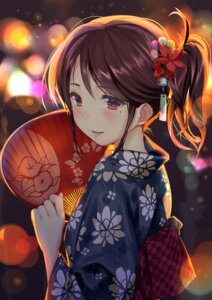 Rating: Safe Score: 40 Tags: kinugasa_yuuichi yukata User: blooregardo