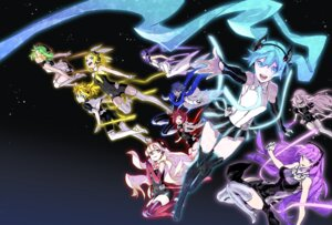 Rating: Safe Score: 18 Tags: bodysuit dress gumi hatsune_miku headphones ia_(vocaloid) kagamine_len kagamine_rin kaito kamui_gakupo mayu_(vocaloid) megane megurine_luka miku_append miwa_shirow thighhighs vocaloid vocaloid_append wallpaper User: WhiteExecutor