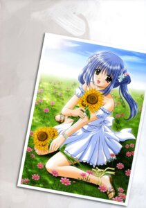 Rating: Safe Score: 8 Tags: dress nishimata_aoi User: fireattack