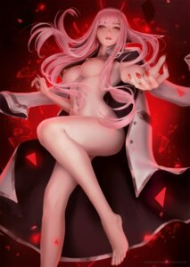 Rating: Questionable Score: 18 Tags: darling_in_the_franxx feet horns naked nipples zarory zero_two_(darling_in_the_franxx) User: Darkthought75