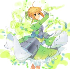 Rating: Safe Score: 24 Tags: fate/stay_night kaisen saber User: Radioactive