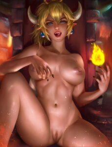 Rating: Explicit Score: 117 Tags: bowsette genderswap horns logan_cure naked new_super_mario_bros._u_deluxe nipples pointy_ears pussy uncensored User: Spidey