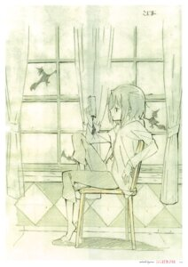 Rating: Safe Score: 10 Tags: kojima_takashi miki_sayaka puella_magi_madoka_magica User: Hatsukoi
