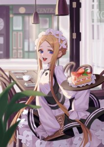 Rating: Safe Score: 18 Tags: abigail_williams_(fate/grand_order) fate/grand_order maid mo_si_(z1216150815) waitress User: Mr_GT