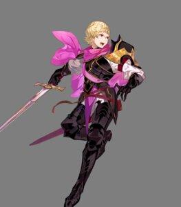 Rating: Questionable Score: 4 Tags: arai_teruko fire_emblem fire_emblem_heroes fire_emblem_if male nintendo siegbert sword transparent_png User: Radioactive