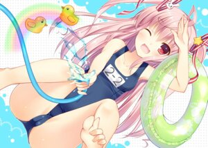 Rating: Questionable Score: 84 Tags: bekotarou cameltoe school_swimsuit swimsuits User: tbchyu001