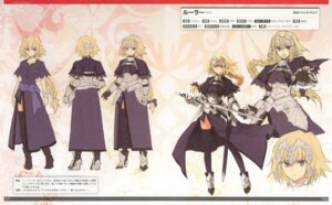 Rating: Safe Score: 31 Tags: armor character_design dress fate/apocrypha fate/stay_night jeanne_d'arc jeanne_d'arc_(fate/apocrypha) sword thighhighs type-moon User: 逍遥游