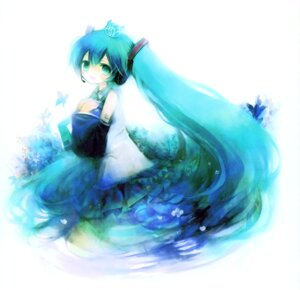 Rating: Safe Score: 14 Tags: hatsune_miku shimeko vocaloid User: charunetra