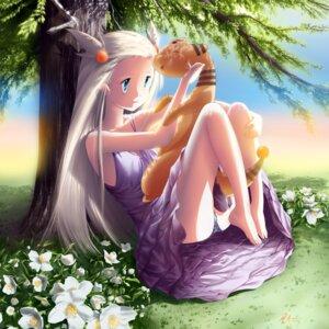 Rating: Safe Score: 48 Tags: ampharos dress haydenm mikan_(pokemon) nintendo pantsu pokemon see_through summer_dress User: Ixtli_hm