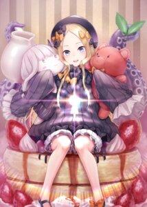 Rating: Safe Score: 26 Tags: abigail_williams_(fate/grand_order) bloomers dress fate/grand_order kachiyori User: RyuZU