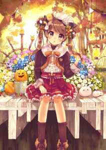 Rating: Safe Score: 51 Tags: sakura_oriko User: Mr_GT