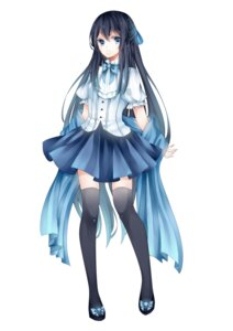 Rating: Safe Score: 19 Tags: dress stari thighhighs User: charunetra