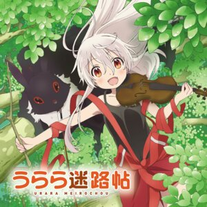 Rating: Safe Score: 37 Tags: chiya_(urara_meirochou) disc_cover urara_meirochou User: LiHaonan