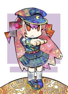 Rating: Safe Score: 9 Tags: chibi denkiusagi reisen_udongein_inaba touhou User: itsu-chan