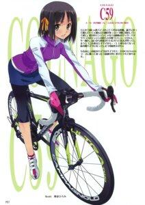 Rating: Safe Score: 15 Tags: maiharu_hiromi matsumoto_noriyuki minami_kamakura_koukou_joshi_jitenshabu User: crim