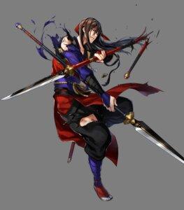 Rating: Questionable Score: 2 Tags: argon fire_emblem fire_emblem:_shin_ankoku_ryuu_to_hikari_no_ken fire_emblem_heroes nabarl ninja nintendo sword torn_clothes weapon User: fly24