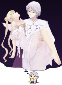 Rating: Safe Score: 24 Tags: dress hxaxcxk prince_diamond sailor_moon tsukino_usagi User: vanilla
