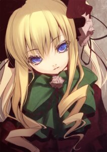 Rating: Safe Score: 35 Tags: nilitsu rozen_maiden shinku User: fairyren