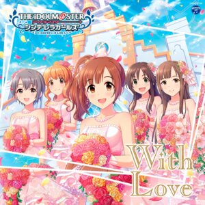 Rating: Safe Score: 11 Tags: disc_cover dress the_idolm@ster the_idolm@ster_cinderella_girls User: blooregardo