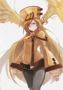 Rating: Safe Score: 37 Tags: guilty_gear guilty_gear_xrd lard millia_rage pantyhose wings User: nphuongsun93