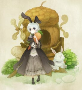 Rating: Safe Score: 7 Tags: animal_ears bunny_ears dress hebino_(snake_nest) User: Radioactive