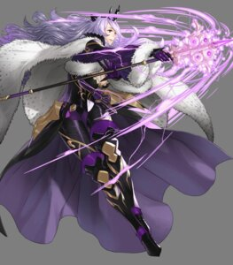 Rating: Questionable Score: 5 Tags: armor camilla cleavage fire_emblem fire_emblem_heroes fire_emblem_if horns kozaki_yuusuke nintendo weapon User: fly24
