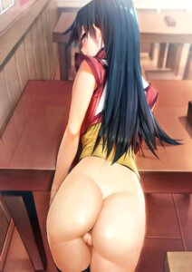 Rating: Explicit Score: 172 Tags: anus ass bottomless pussy saotome_rei thighhighs ts422 yugioh User: Aneroph