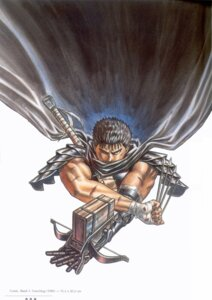 Rating: Safe Score: 2 Tags: berserk guts male miura_kentarou User: Umbigo