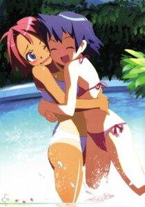 Rating: Safe Score: 18 Tags: bikini koutaro nijiiro_zakura swimsuits User: petopeto