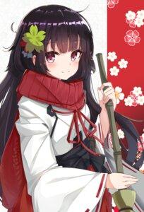 Rating: Safe Score: 33 Tags: girls_frontline miko see_umai User: hiroimo2